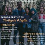 Oportunidade: Curso de Idiomas