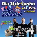 Live Solidária – Viva São João DENDICASA e Delivery Junino